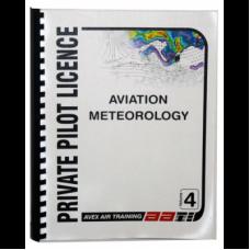 PPL : AVEX Vol 4 - Meteorology