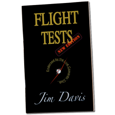 Jim Davis Flight Test Prep